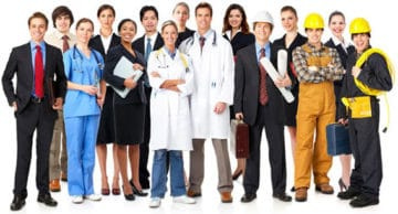 Разные профессии могут быть опасными для здоровья