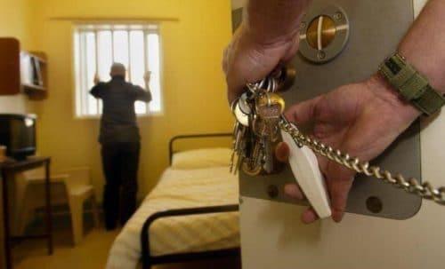 Тюремный режим