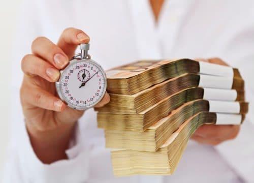 Сроки кредитования при временно прописке ограничены