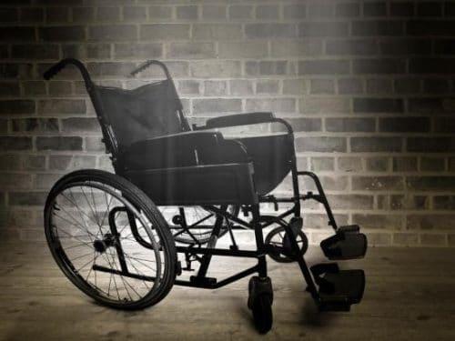 Инвалидное место