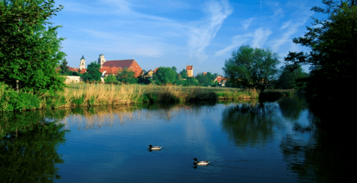 Соблюдение нормативов помогает защитить водные объекты