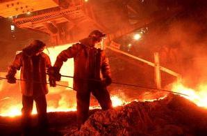 Работа в металлурги считается опасной