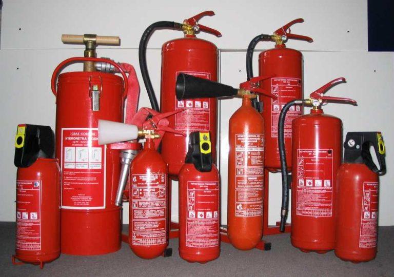 Заполнение журнала учета огнетушителей образец заполнения