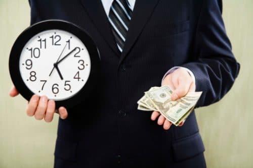 Главное - внести платеж вовремя
