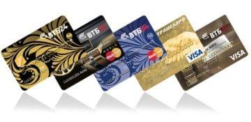 Разные кредитные карты, разные возможности