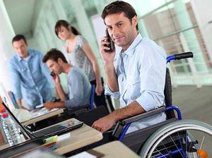 Многие инвалиды могут вполне качественно работать