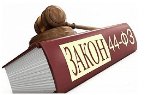 ФЗ 44 регламентирует госзакупки