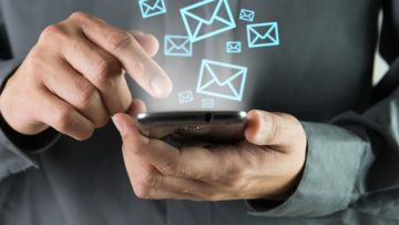 Идентификация черзе СМС - обязательна