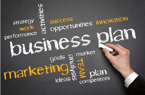 Для успешного старта нужен бизнес-план