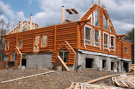 Строительство дома обходится очень дорого