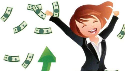 С ростом дохода человек ощущает радость