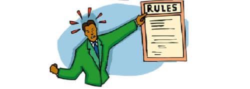 Работники должны соблюдать правила