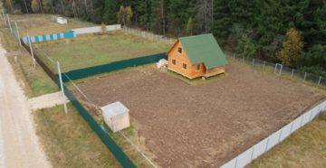 Сколько соток нужно для постройки дома?