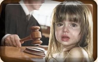 Ребенок не должен страдать