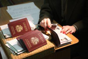 Получить данные можно в паспортном столе