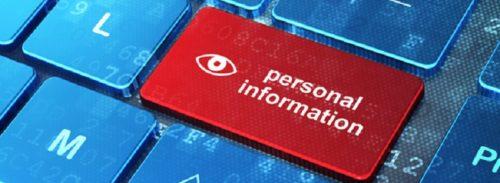 Защиту персональных данных никто не отменял