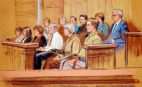 Какая зарплата у присяжных заседателей в суде 2019?