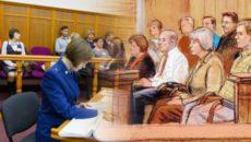 Зарплата у присяжного в суде