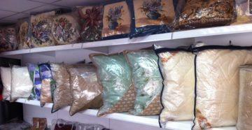 Как вернуть подушку в магазин